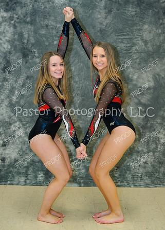 CHS Gymnastics Seniors