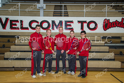 Boys Tennis Seniors