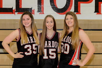 Dance Team Seniors