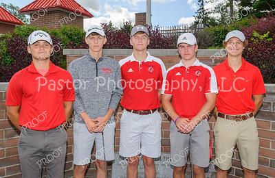 Boys Golf RLW