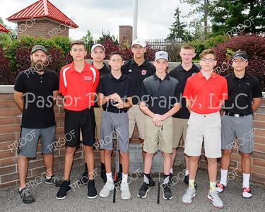 Boys Golf JV