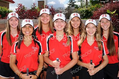 Girls Golf RLW