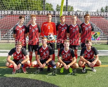 Boys Soccer RLW