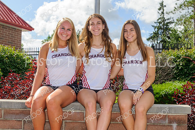 Girls XC Seniors