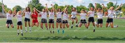 Girls Soccer Fun