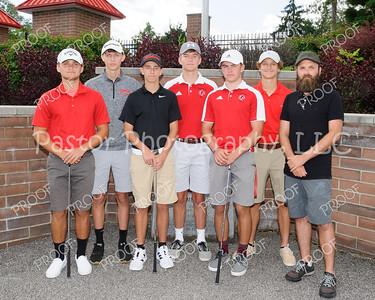 Boys Golf Varsity