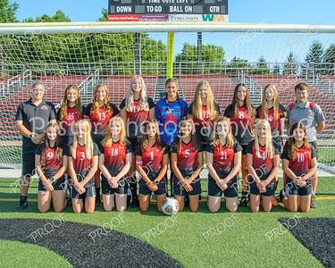 Soccer - Girls Varsity