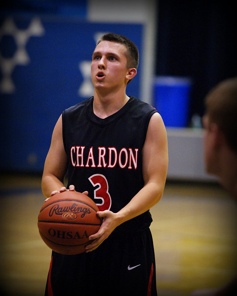 """Chardon Hilltoppers vs. Madison"""