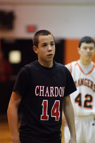 """Chardon Basketball vs. North"""