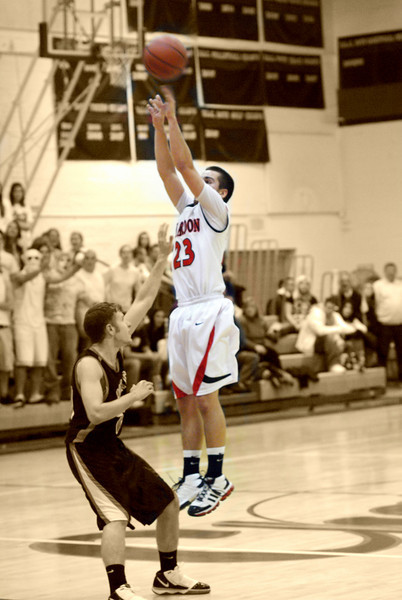 """""""Chardon Basketball vs. North"""""""