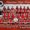 CHS JR Varsity Girls Soccer 5x7 border
