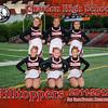 CHS 9th Grade FB Cheer 8x10 border