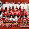 CHS Varsity Girls Soccer 5x7 border