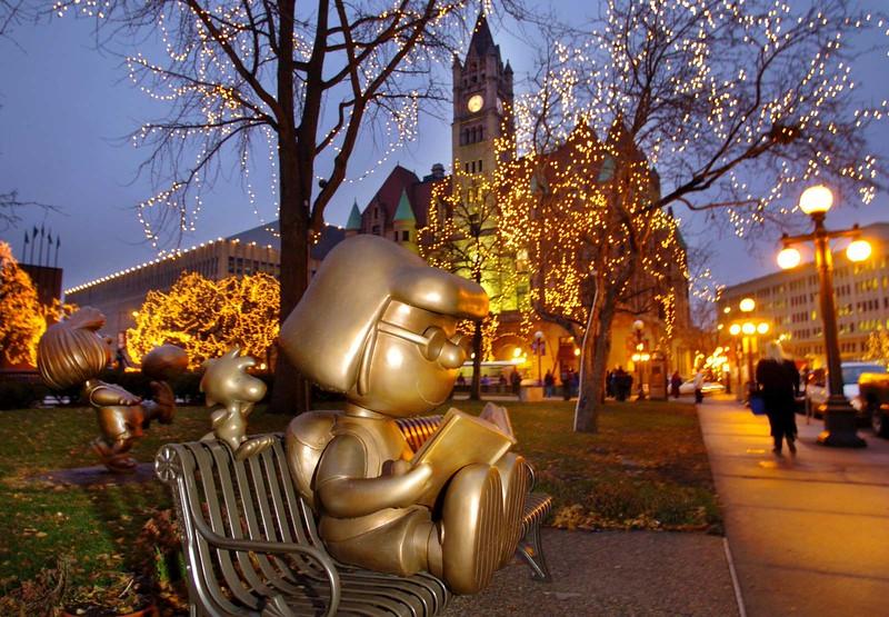 ctp rice park statue
