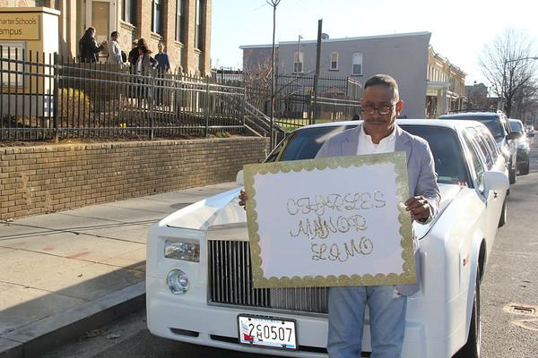 Charles Pooh Mainor 13th Birthday