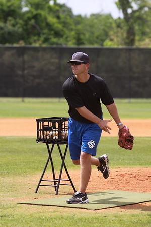 Baseball Practice 2010