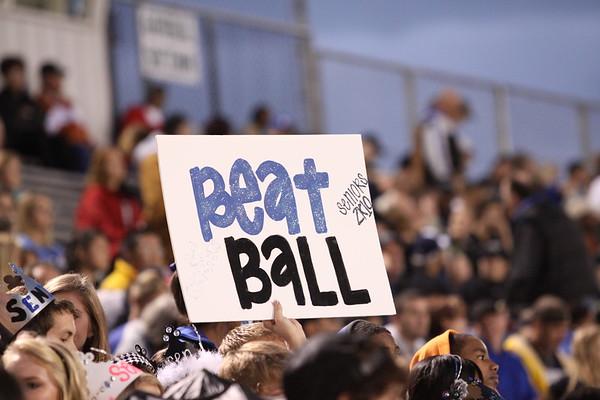 Varsity vs. Gal-Ball, Newcoming '09