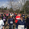 Over 500 runners, joggers, and walkers of all stripes