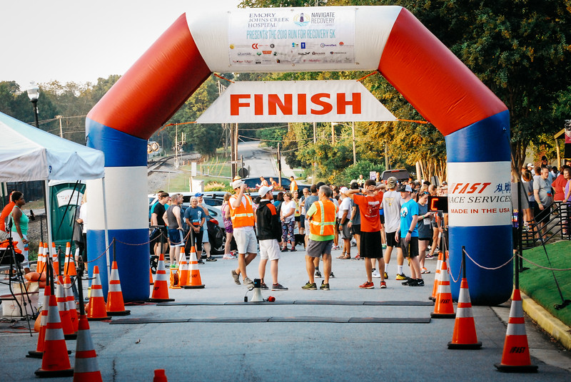 2018 Navigate Recovery Gwinnett's - Race For Recovery