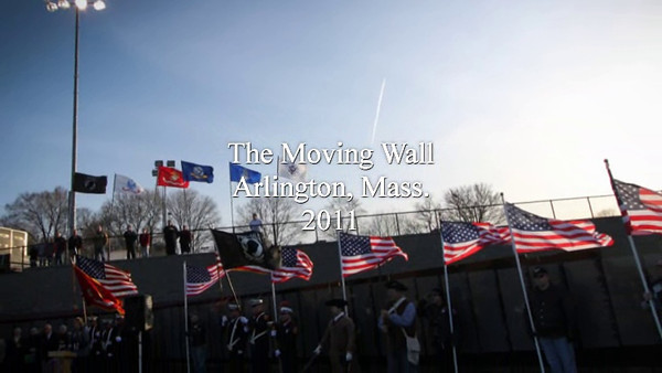 A tribute to all whose names were etched on the Wall.<br /> This is a short video of the still images put to music.