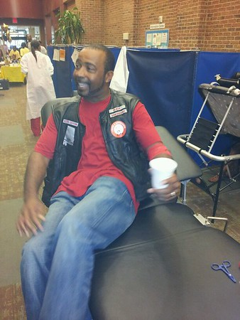 2012 Pacesetters Blood Drive