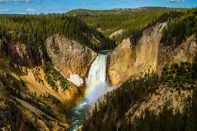 Arist Point from the south rim