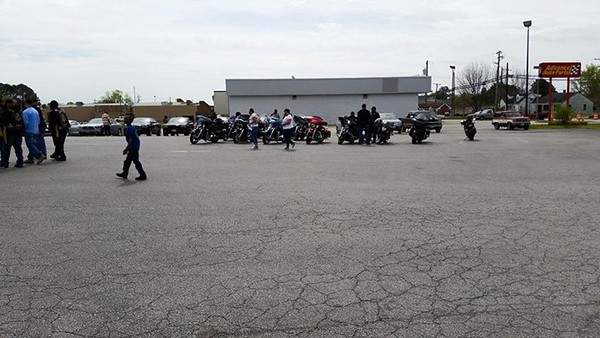 Boogie Run Charity Ride For Relay For Life