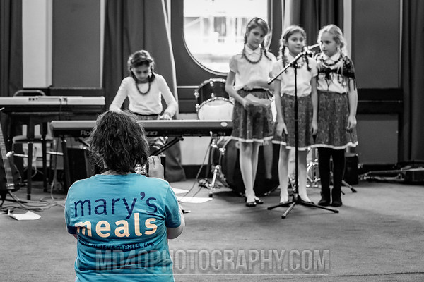 Mary's Meal Open Day - Oct 29th 2016