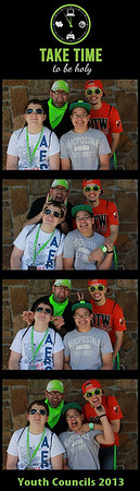 Salvation Army Youth Councils 2013