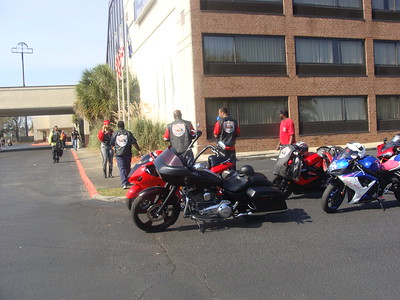 Stand Against Cancer Campaign Charity Ride & Picnic