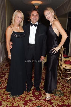 Missy Lubliner, Dr.Jerry Lubliner, Jane Schindler