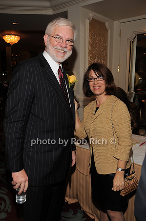 Jim Harnett, Joyce Mullen<br /> photo by Rob Rich © 2009 robwayne1@aol.com 516-676-3939
