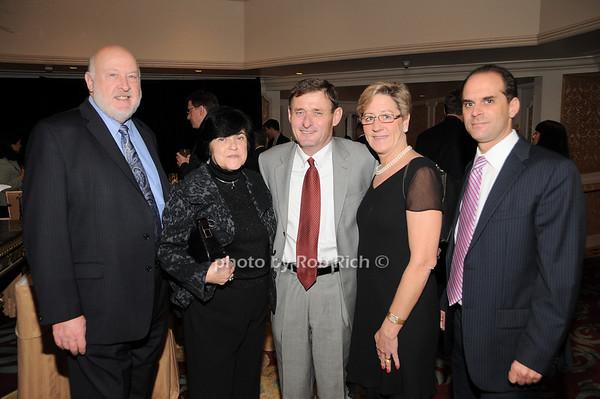 Bill Mickulas, Nancy Mickulas, Dan Brown, Susan Brown, Craig Fligstein<br /> photo by Rob Rich © 2009 robwayne1@aol.com 516-676-3939
