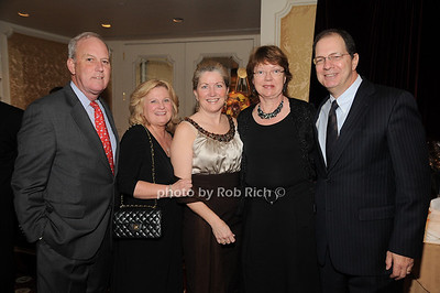 Jerry Calder, Eileen Calder, Lisa Kennedy, Anita Anziano, Jim Anziano photo by Rob Rich © 2009 robwayne1@aol.com 516-676-3939