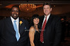 Ken Slaughter,  Doreen Appell, Brian Appell<br /> photo by Rob Rich © 2009 robwayne1@aol.com 516-676-3939