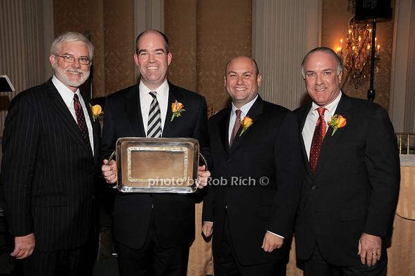 Jim Harnett, Timothy P.Knight, Terry Jimenez, Bernie Kennedy<br /> photo by Rob Rich © 2009 robwayne1@aol.com 516-676-3939