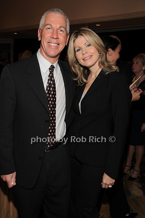 Ken Jones, Christine Hill<br /> photo by Rob Rich © 2009 robwayne1@aol.com 516-676-3939