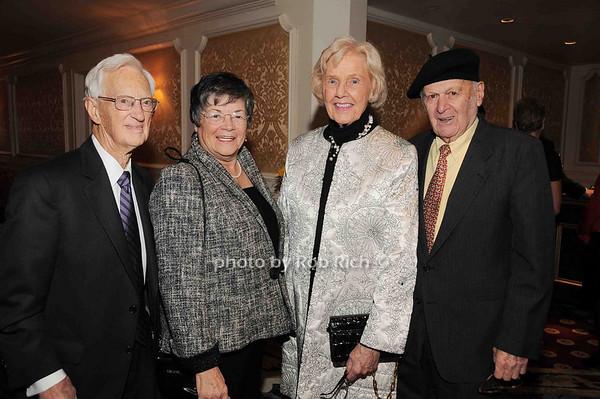 Scott Jaggar, Angela Jaggar, Lillian McCormick, Leonard Weintraub<br /> photo by Rob Rich © 2009 robwayne1@aol.com 516-676-3939
