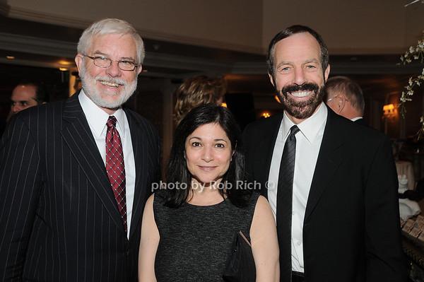 Jim Harnett, Cynthia Rothman, Stuart Rothman<br /> photo by Rob Rich © 2009 robwayne1@aol.com 516-676-3939