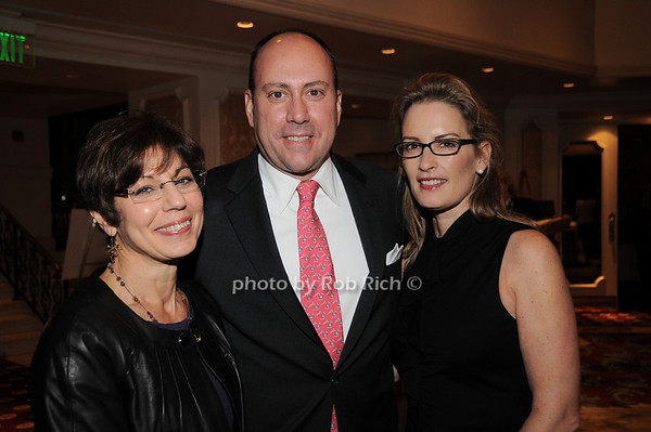 Maryann Vassalo, Louis Croce, Penny Croce<br /> photo by Rob Rich © 2009 robwayne1@aol.com 516-676-3939