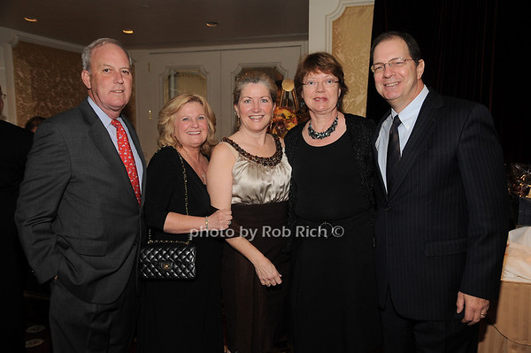 Jerry Calder, Eileen Calder, Lisa Kennedy, Anita Anziano, Jim Anziano<br /> photo by Rob Rich © 2009 robwayne1@aol.com 516-676-3939