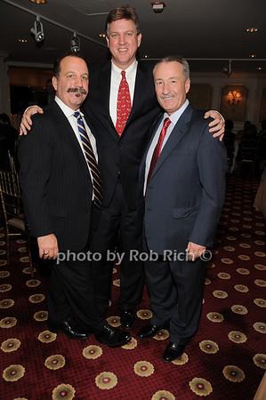 Scott Treiber, Brian Appell, John Treiber<br /> photo by Rob Rich © 2009 robwayne1@aol.com 516-676-3939