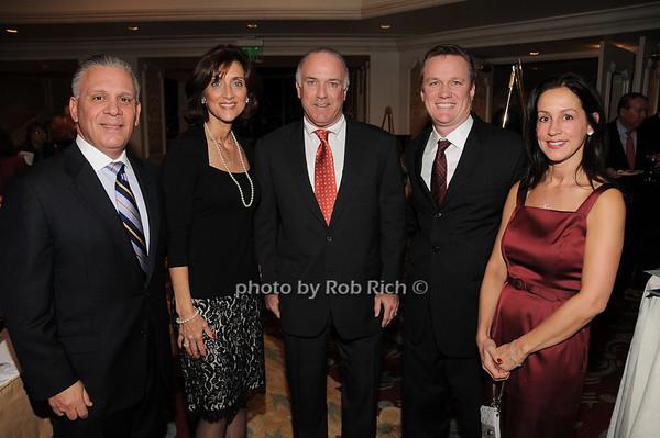 Dominic Foresto, Paula Foresto, Bernie Kennedy, Jim Carey, Natalie Carey<br /> photo by Rob Rich © 2009 robwayne1@aol.com 516-676-3939