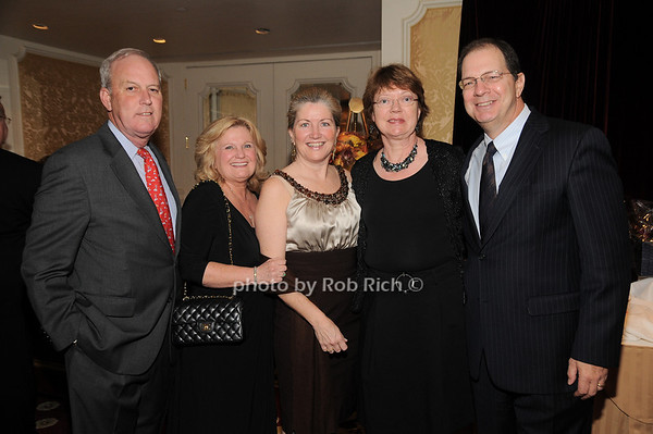 Jerry Calder, Eileen Calder, Lisa Kennedy, Anita Anziano, Jim Anziano<br /> photo by Rob Rich © 2009 robwayne1@aol.com 516-676-3939