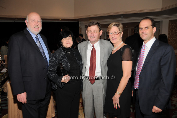 Bill Mickulas, Nancy Mickulas, Dan Brown, Susan Brown, Craig Fligstein<br /> photo by Rob Rich © 2009 robwayne1@aol.com 516-676-3939