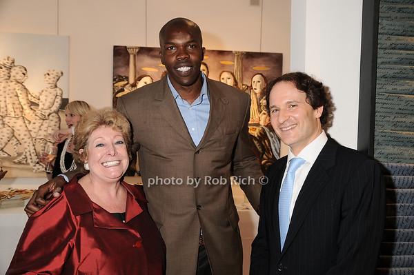 Eric Williams, Catherine Saxton, David Hryck<br /> photo by Rob Rich © 2010 robwayne1@aol.com 516-676-3939