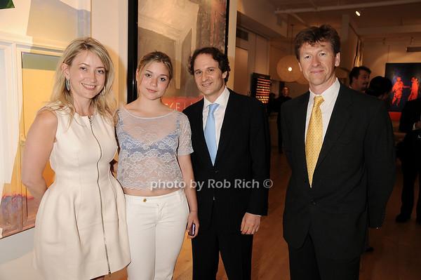 Jana Bullock, Eugenia Bullock, David Hryck, David Snowden Jones<br /> photo by Rob Rich © 2010 robwayne1@aol.com 516-676-3939