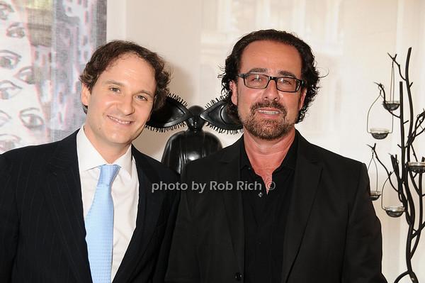 David Hryck, Alexandre Gertsman<br /> photo by Rob Rich © 2010 robwayne1@aol.com 516-676-3939