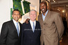 Ravi Kumar, Prince Alexander of Serbia, Eric Williams<br /> photo by Rob Rich © 2010 robwayne1@aol.com 516-676-3939