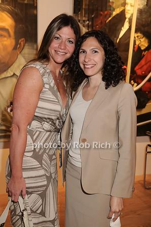 Dana Barese, Dianne LaRocca<br /> photo by Rob Rich © 2010 robwayne1@aol.com 516-676-3939
